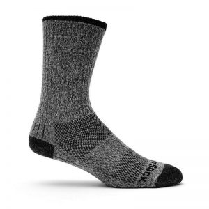 Adventure Crew Sock (black marl)