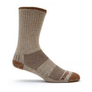 Adventure Crew Socks (khaki marl)
