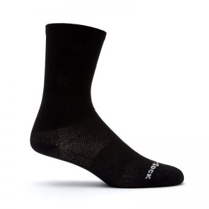 Coolmesh II - Crew Sock (black)