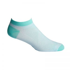 Coolmesh II Lo Quarter Womens Socks (lucite)