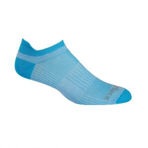Coolmesh II Tab Sock - blue scuba