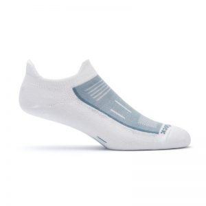 Endurance Double Tab Sock (white)