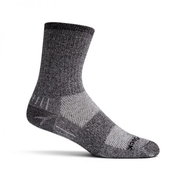 Escape Crew Sock (black twist)