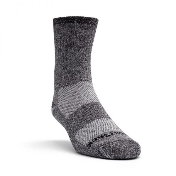 Escape Crew Sock (black twist) - front angle