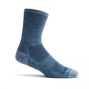 Escape Crew Sock (blue twist)